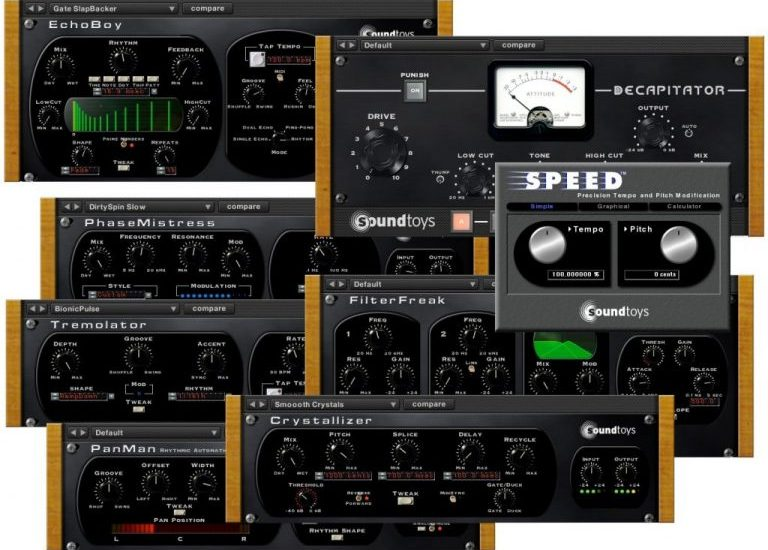 Soundtoys Ultimate Mac Crack v5.0.1.10839 Download [Latest]