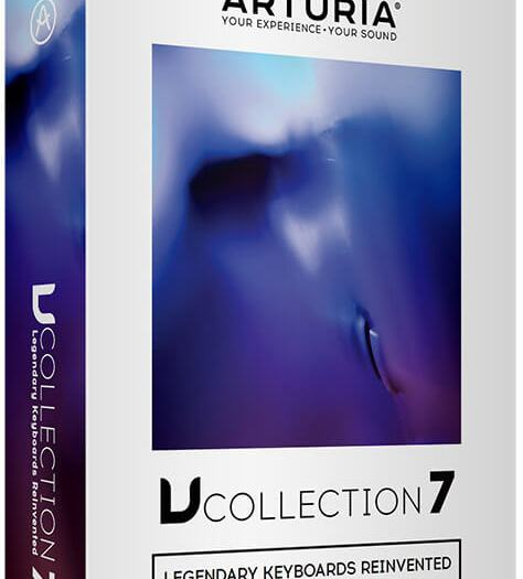 Arturia V Collection Mac Crack Download [Latest Version]