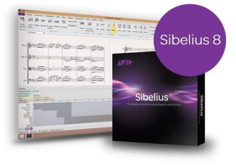 Sibelius Mac Crack v8.5 Free Download + VST Cracked Plugins