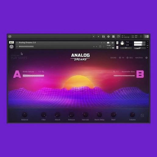 Native Instruments Analog Dreams Crack [Latest 2021] Free Download