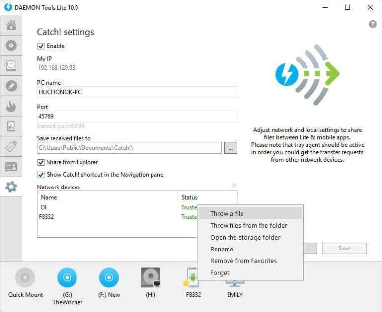 DAEMON Tools Pro 10.13.0 Crack + Keygen Free [Latest] 2021