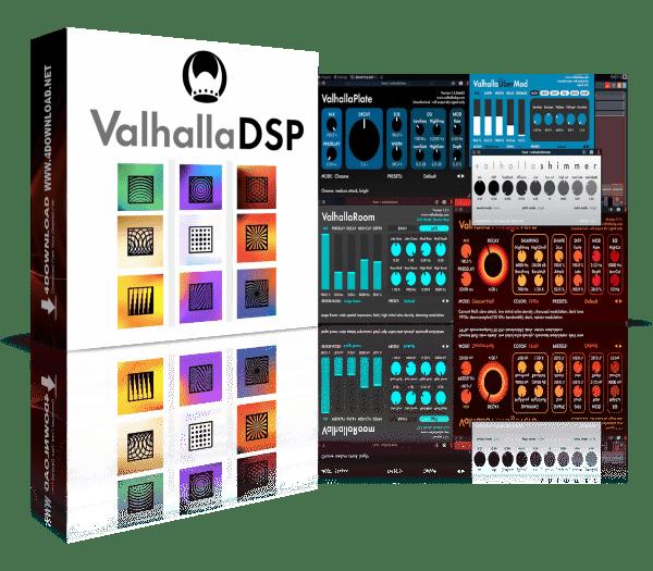 ValhallaDSP Bundle Crack Full version 2020 Latest Free Download