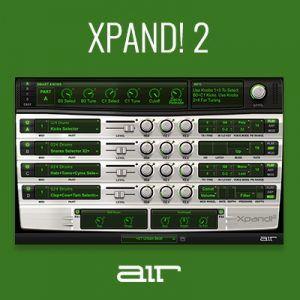 Xpand 2 Crack + Activation Code (VST Plugin) Free Download