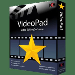 VideoPad Video Editor 10.37 Crack + Registration Code [Latest 2021] Free Download