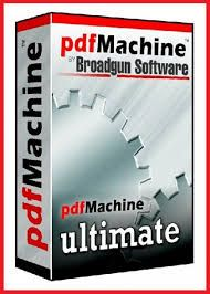 Broadgun pdfMachine Ultimate Crack 15.46 & Serial Keygen [Latest 2021] Free Download