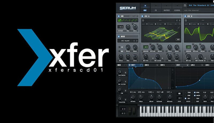 Xfer Records Serum Crack Serum FX V3b5 Latest Download {2021}