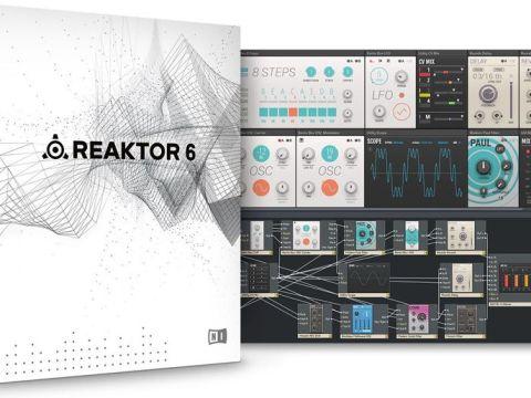 Native Instruments Reaktor 6 Crack