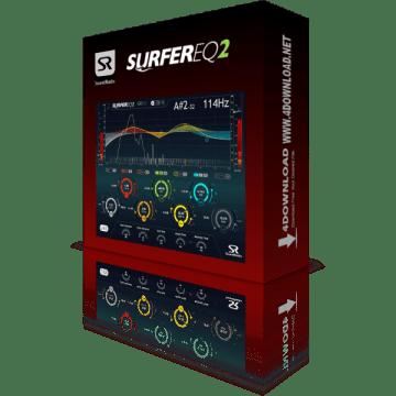 Sound Radix SurferEQ 2 Crack