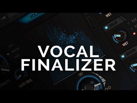 Vocal Finalizer Crack