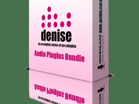 Denise Audio Plugins Bundle VST Crack