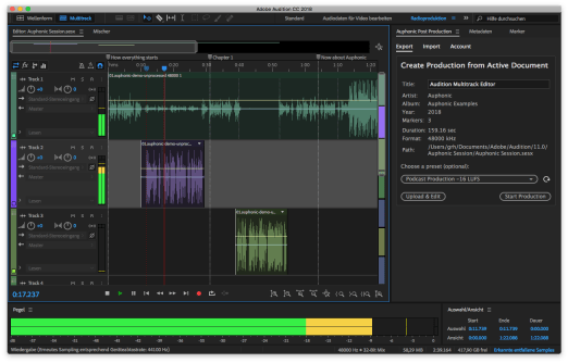 Adobe Audition Pro 14.2.0.34 Crack With Key Free Download 2021