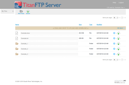 Titan FTP Server Enterprise Crack