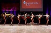 March 18, 2017 - Siegburg, Germany. Deutsche Meisterschaft Hgr. S Latein at Rhein-Sieg-Halle Siegburg. (Credit Image; vstudio.photos)