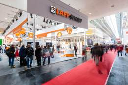 April 24, 2017 - Hannover, Germany. Lapp Group at Hannover Messe, Hannover. (Credit image; vstudio.photos)