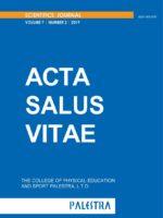 Acta Salus Vitae 7(2)