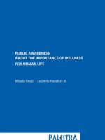 Public awareness about the importance of wellness for human life