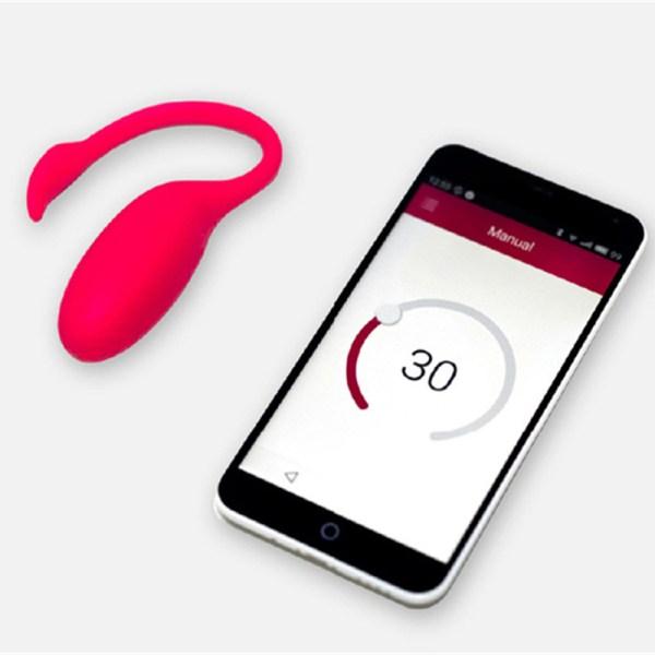 Magic Motion Kegel Flamingo für Training und Genuss App Steuerung 01