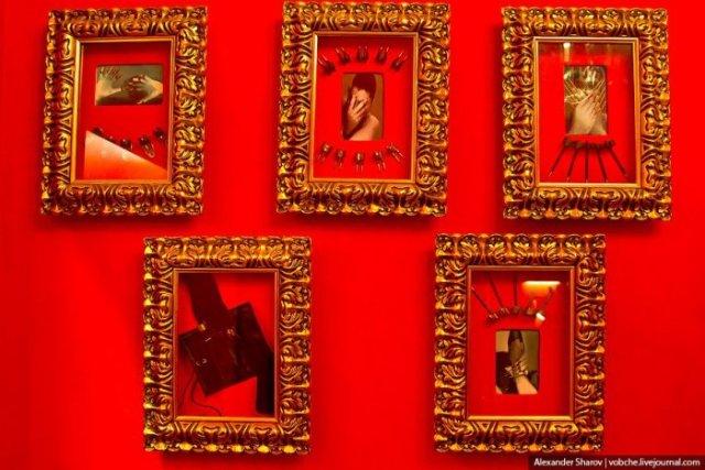 Музей еротики та секс-машин в Празі (7)
