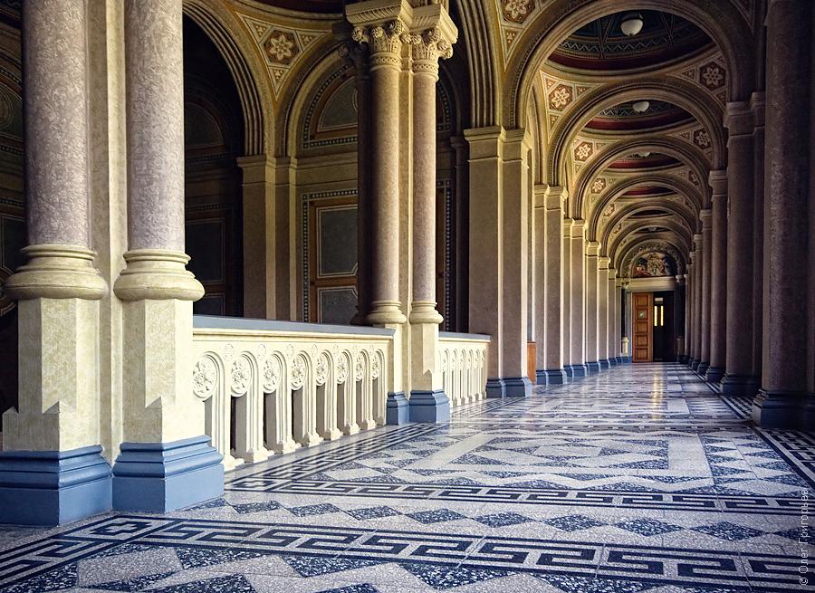 Чернівецький університет. фото: Олег Григор'єв
