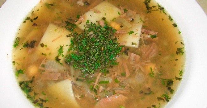 Sup domba