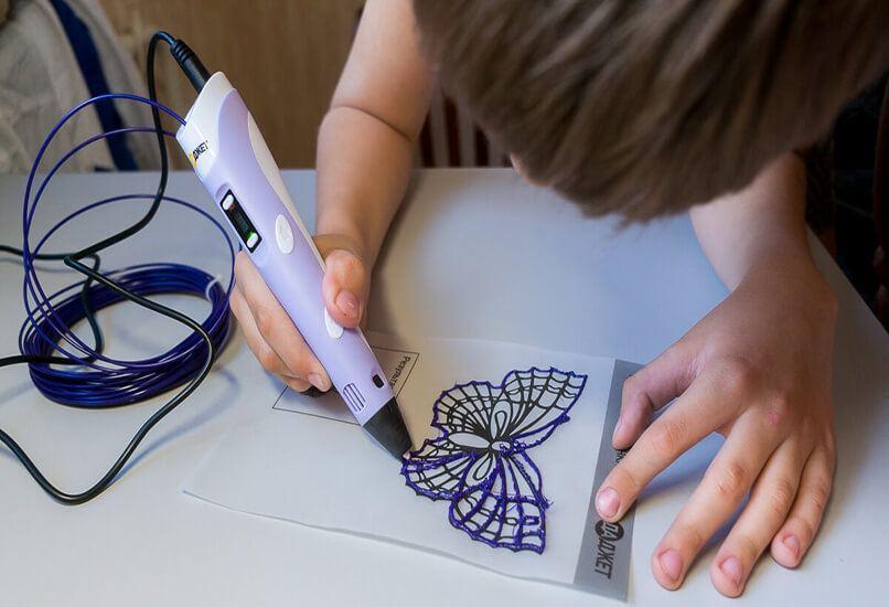 3D القلم - هدية ممتازة لصبي