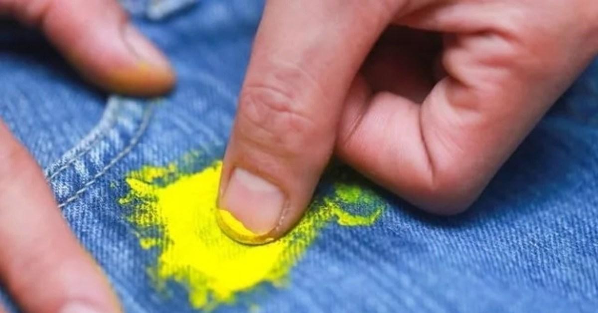 基本的な布の清掃規則