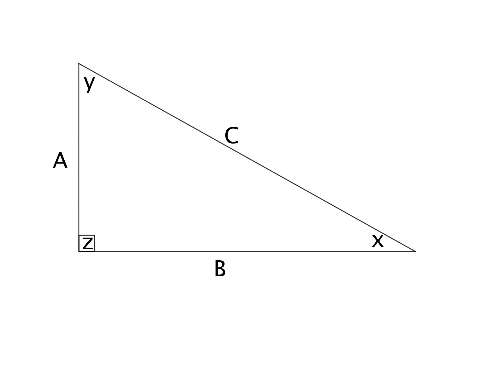 How To Find The Perimeter Of A Right Triangle