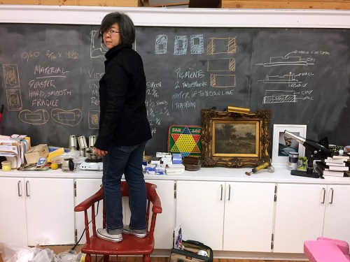 Midi Onodera in conversation with Lulu Wei