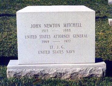 Mitchell's Grave