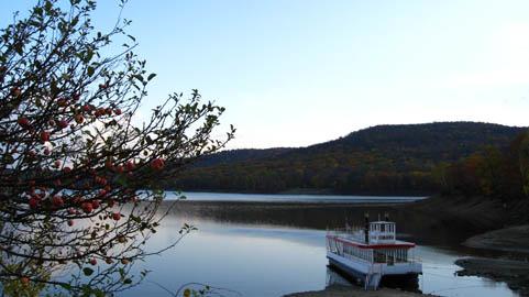 Boat rides at Lake Whitingham