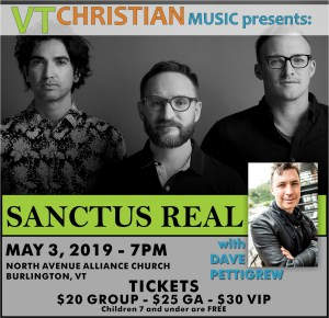 Sanctus Real & Dave Pettigrew @ North Avenue Alliance Church