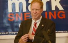Snelling formally launches bid for lieutenant governor