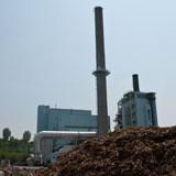 The Joseph C. McNeil Generating Station in Burlington. VTD/Josh Larkin