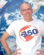 Author Bill McKibben. Photo by Jennifer Esperanza, courtesy of 350.org