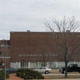 South Burlington High School.