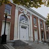 Burlington City Hall. VTD/Josh Larkin