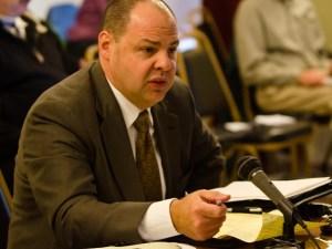 Department of Corrections Commissioner Andy Pallito. VTD/Josh Larkin