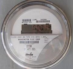 WEC smart meter