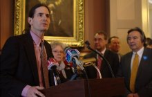Zuckerman loses on public financing; Corren still facing $72,000 fine