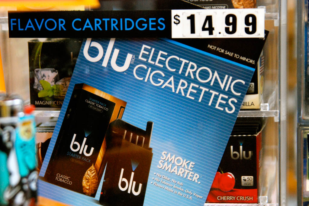Tobacco Stocks Jump Following FDA Warning to E-Cig Companies