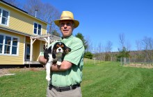Charlie Nardozzi: A guru of the garden, springing up all over