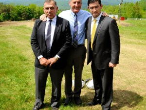 Ariel Quiros, Peter Shumlin, Ary Quiros