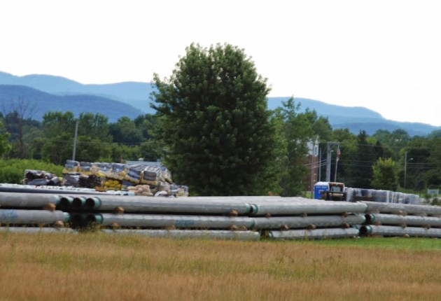 State: Pipeline closer to surface than ordered, but still safe