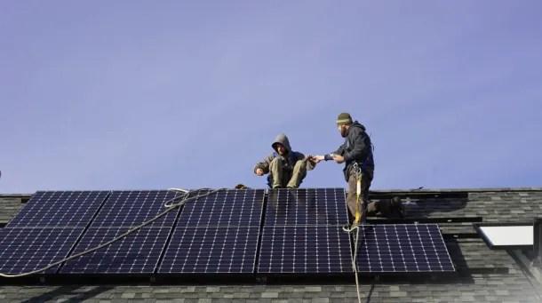 solar panel installation jobs