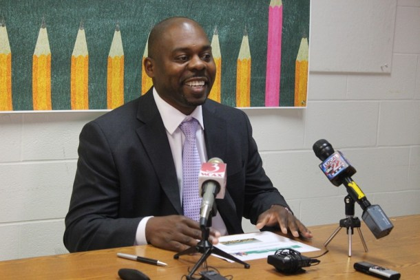 Yaw Obeng, Burlington superintendent