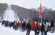 Vermont ski jump rides the roller coaster of climate change