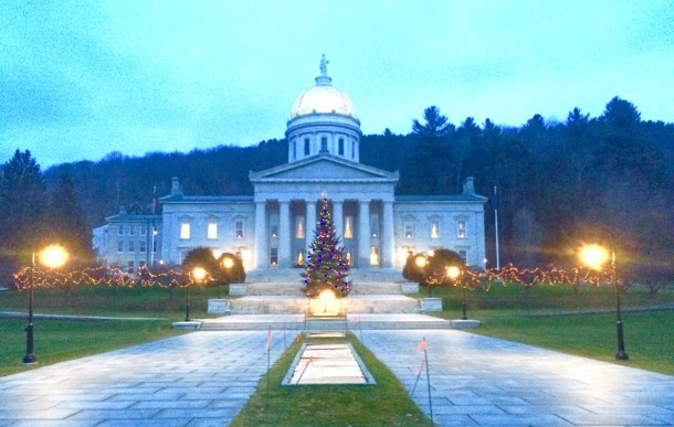 The Vermont Statehouse. VTDigger Photo by Mark Johnson.