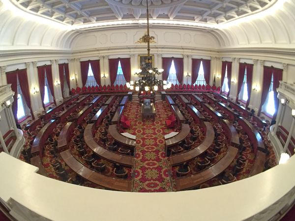 House Chamber, Vermont Statehouse