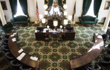 Inside the Golden Bubble: Unusual alliances and motives help pot bill pass