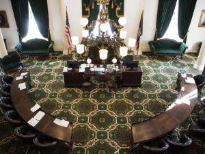 Senate Chamber, Vermont Statehouse